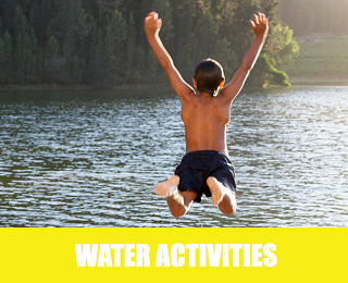 Water Activities Saskatchewan